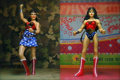 Wonder Woman vs. Wonder Woman (129/365)