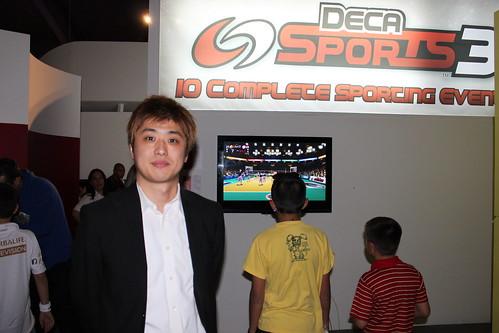 EGS 2010: Dai Kudo