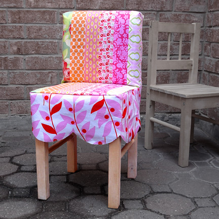 Jr. Chair Slipcover