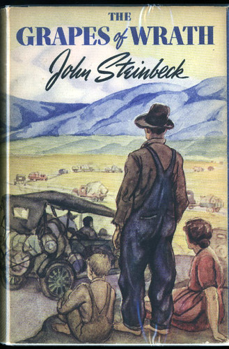 The Grapes of Wrath Image