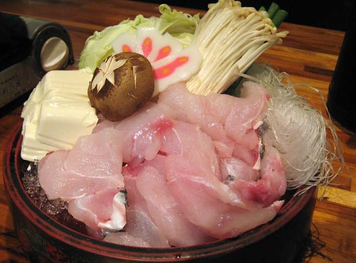 fish hot pod / �片火鍋