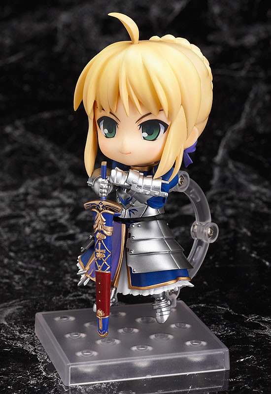 Nendoroid Saber Super Moveable Edition - 03