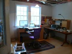 Office reorganization