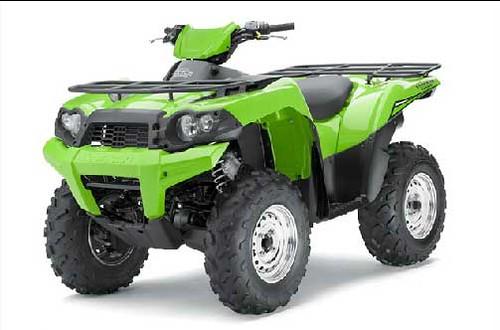 Suzuki Brute Force