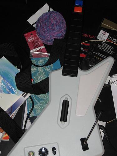 Guitar Hero rocks.