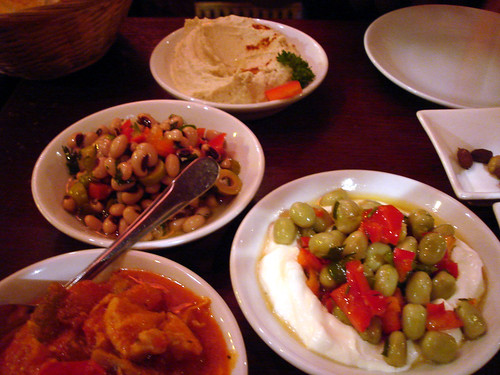 Assorted Meze