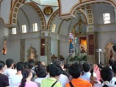 Inside Basilika Ng Nazareno I