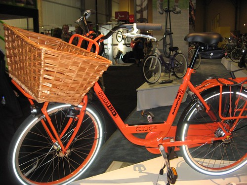 Batavus commuter, courtesy http://commutebybike.com