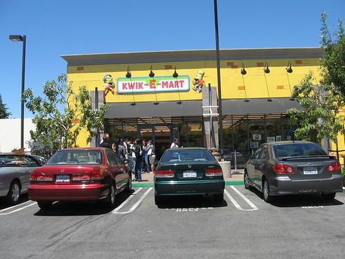 Kwik-E-Mart in California