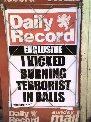 Februus's pic of the headline
