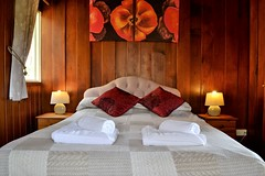 The Beeches Lodge Bedroom