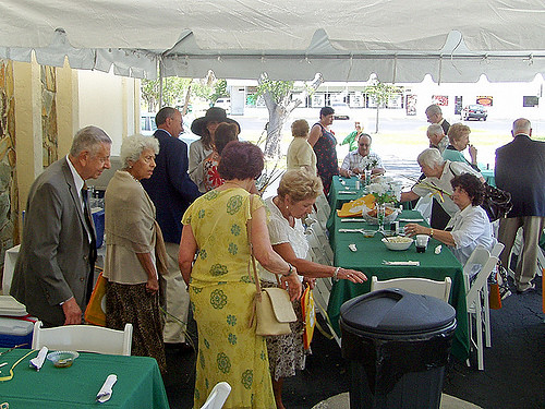 """Palm Sunday Luncheon • <a style=""""font-size:0.8em;"""" href=""""http://www.flickr.com/photos/72479515@N06/24969940903/"""" target=""""_blank"""">View on Flickr</a>"""