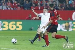 Sevilla FC 2 - 0 CD Mirandés