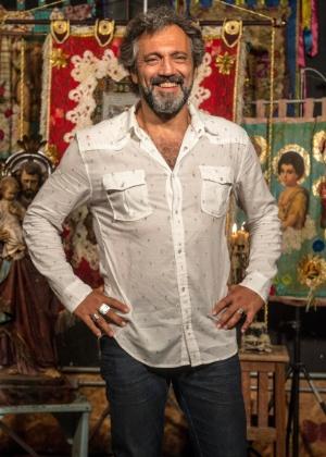 """""""Continuo apavorado"""", diz Domingos Montagner sobre novo protagonista às 21h"""