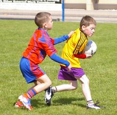 094 Loughmacrory at U8 Football Blitz Apr2016