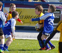 031 Loughmacrory at U8 Football Blitz Apr2016