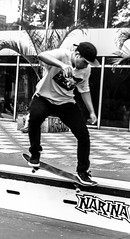 B&W Skater