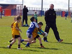 025 Loughmacrory at U8 Football Blitz Apr2016