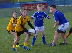 054 Loughmacrory at U8 Football Blitz Apr2016