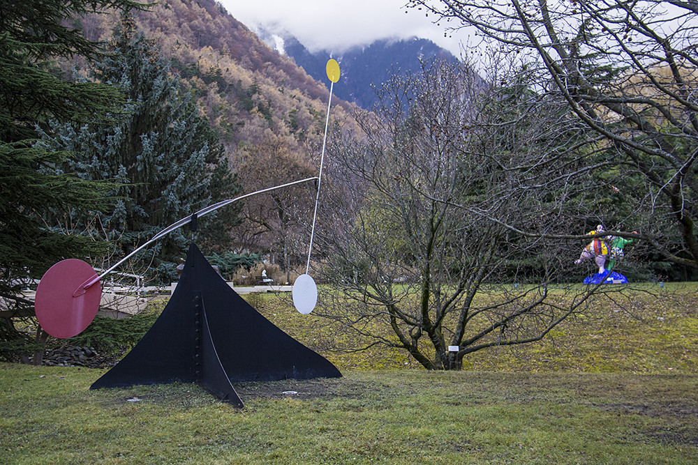 Fondation Gianadda - Alexander Calder - Stabile-Mobile