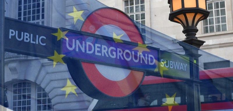Underground/Tube sign - London, UK / EU by thedescrier, on Flickr