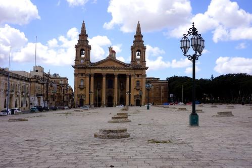 Malte - La Valette / St. Publius