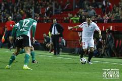 Sevilla FC 4 - Real Betis 0