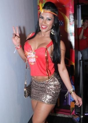 Ex-BBB Kelly Medeiros vence reality show português