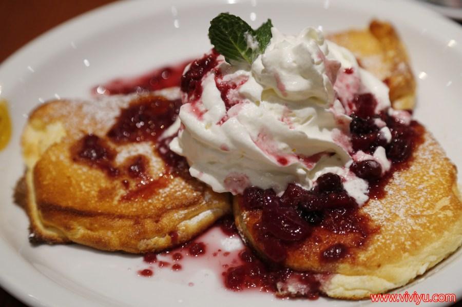 Light Cafe,名古屋甜點,名古屋美食,日本名古屋,永旺常滑商城,鬆餅 @VIVIYU小世界