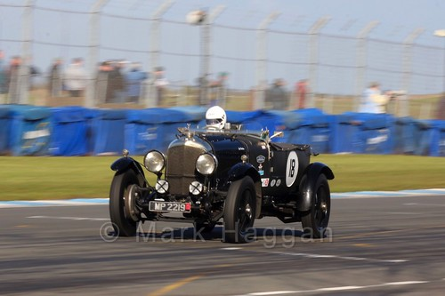The 'Mad Jack' race at the Donington Historic Festival 2016