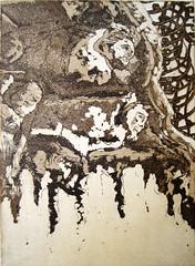A. DI BARI_Dolce barocco,acquaforte e acquatinta, 2008
