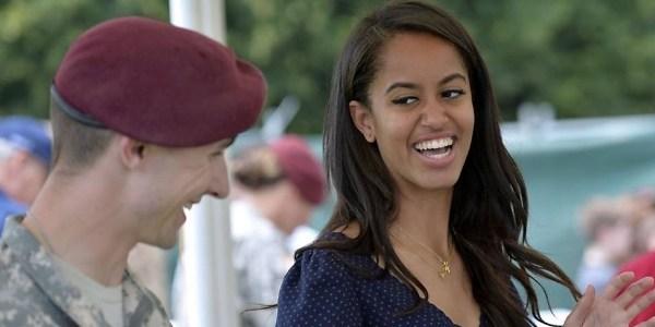 Filha de Obama vai cursar Universidade de Harvard em 2017