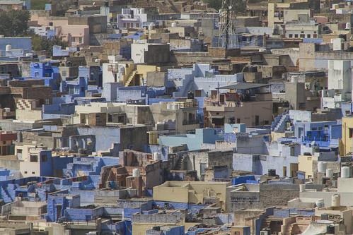 Jodhpur, die blaue Stadt II