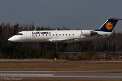Lufthansa Canadair CL-600-2B19