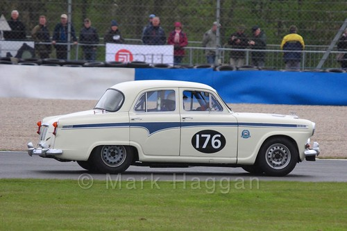 HRDC Coys Trophy at the Donington Historic Festival 2016