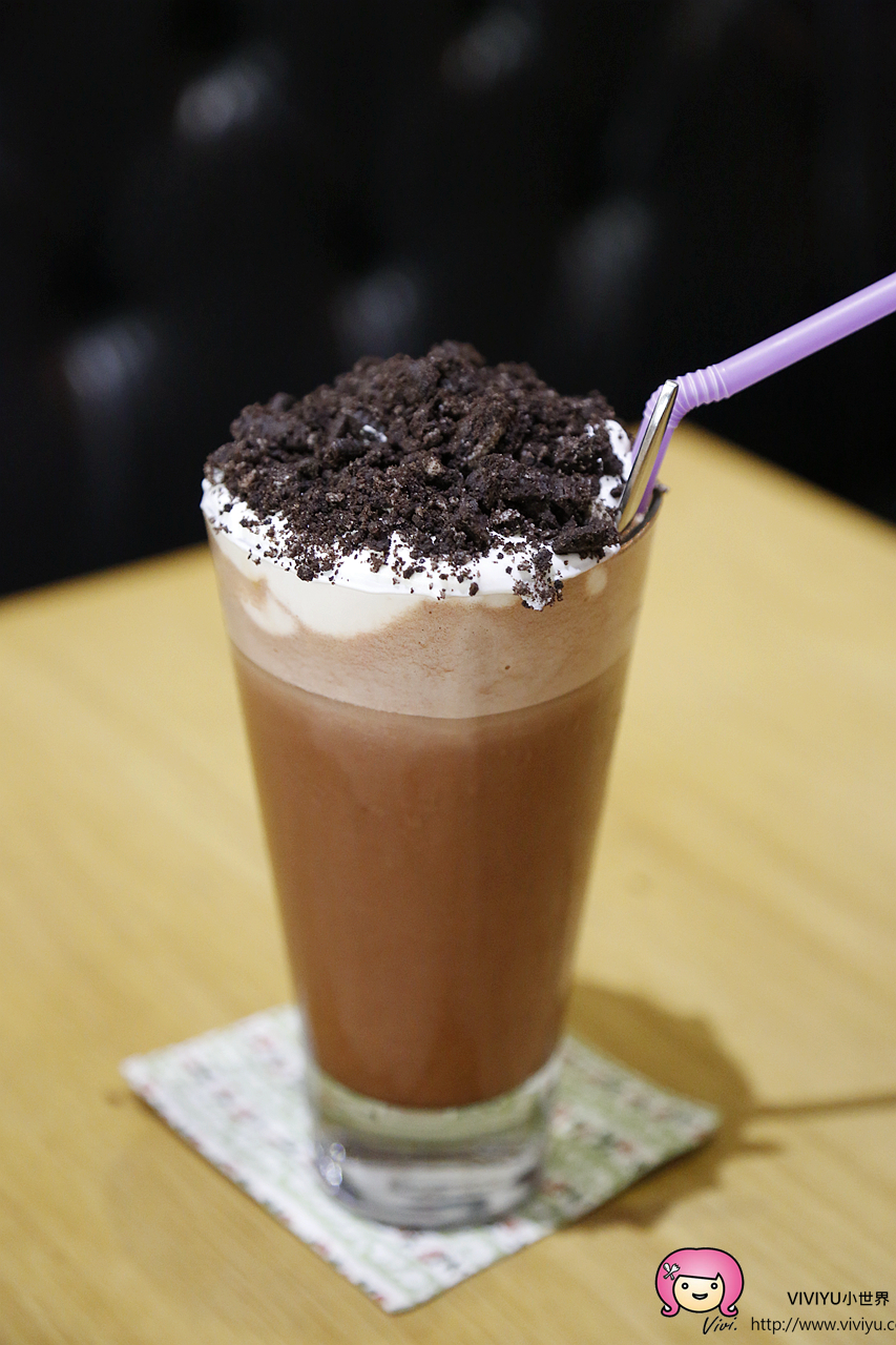 I'm Feng Cafe,台中咖啡館,台中美食,盆栽可可咖啡,豐原咖啡館,金磚吐司 @VIVIYU小世界