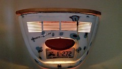 VW Deck Lid Light