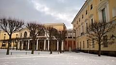 Вот вам еще Павловск... #спб #пригородыпетербурга #зима #снег #дворцы #павловск