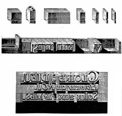 caratteri mobili