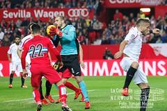Sevilla FC 2 - Espanyol 0