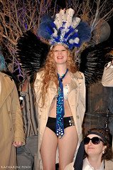 Showgirl Castiel