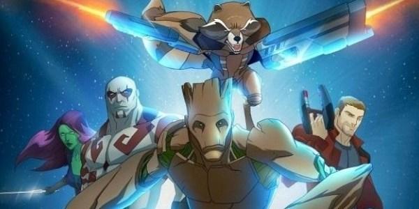 """Músicas de """"Guardiões da Galáxia"""" foram cortadas para a série animada"""