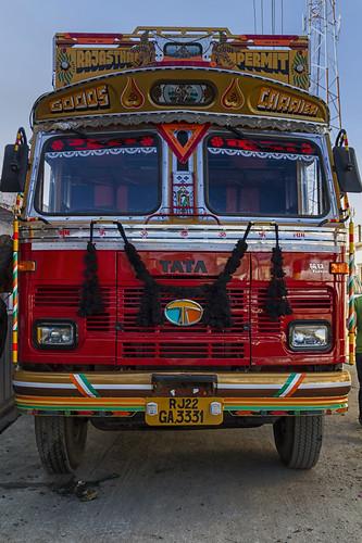 Indischer LKW