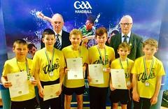 National Cumann na mBunscoil Picture 2 Ulster Boys