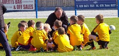 039 Loughmacrory at U8 Football Blitz Apr2016