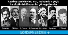 Azerbaycan Liderleri