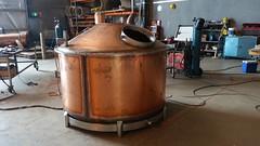 Tin Shed Distilling 2200 litre