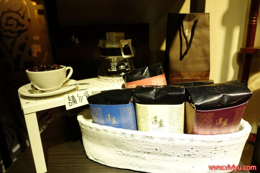 台北咖啡,台北美食,忠孝復興站,捷運美食,湛盧咖啡 @VIVIYU小世界