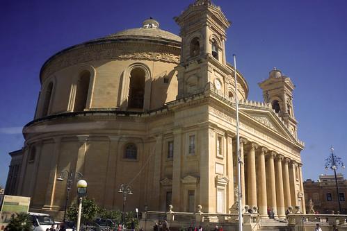 Malte - Mosta