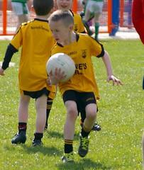 060 Loughmacrory at U8 Football Blitz Apr2016